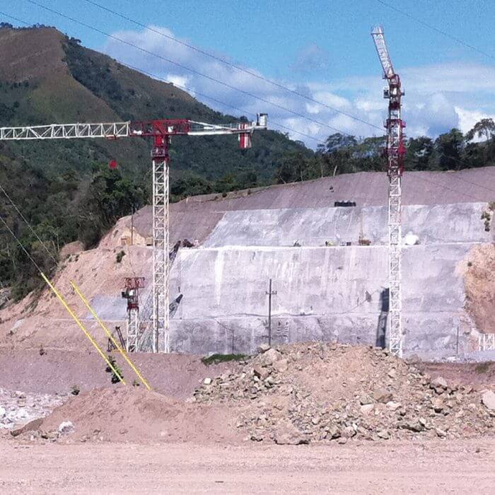 La Vegona Hydroelectric Dam, Honduras