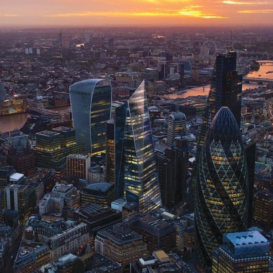 The Scalpel London Van Doorn Tower Crane Consultants