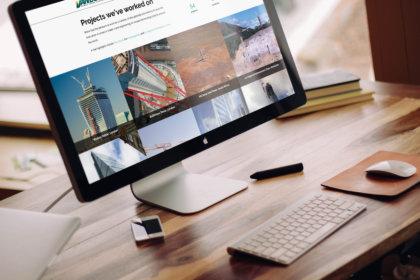 Welcome to the new-look Van Doorn website